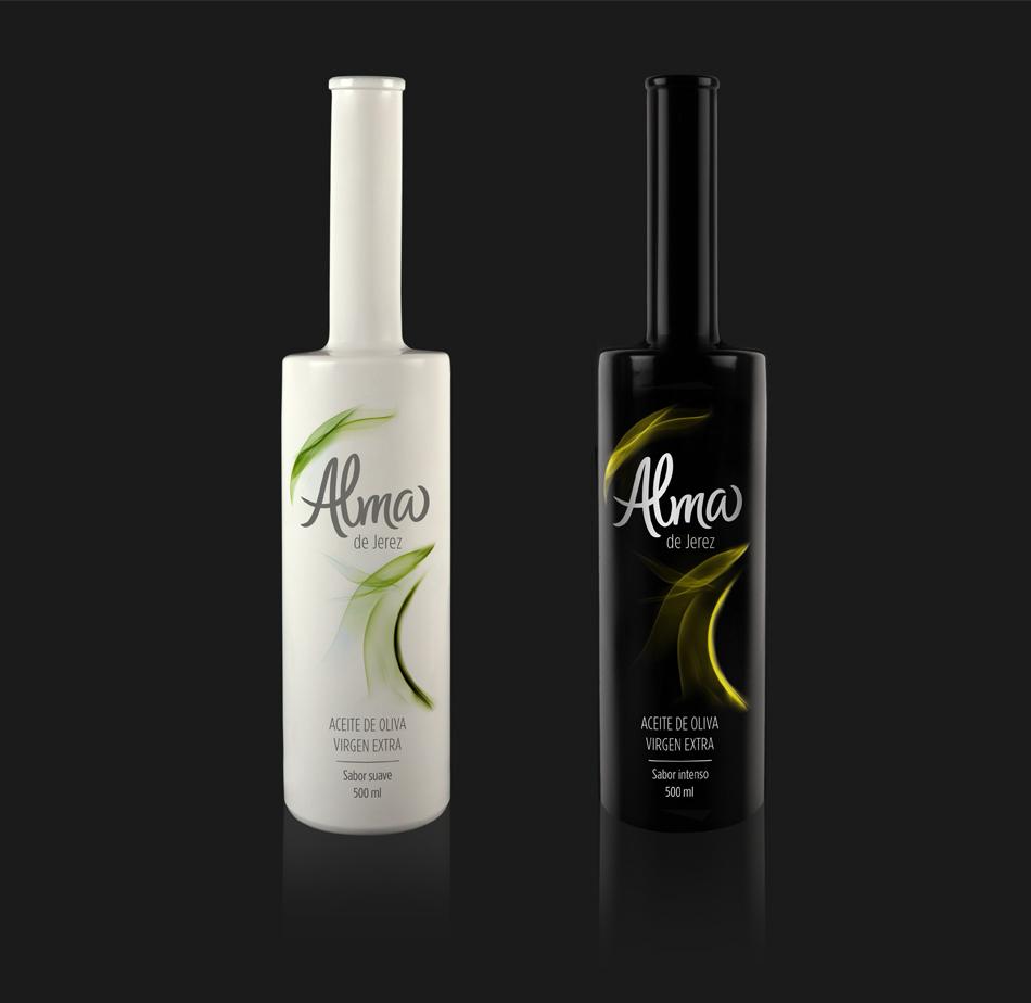 Diseño etiquetas botella mallorca, diseño serigrafia ...