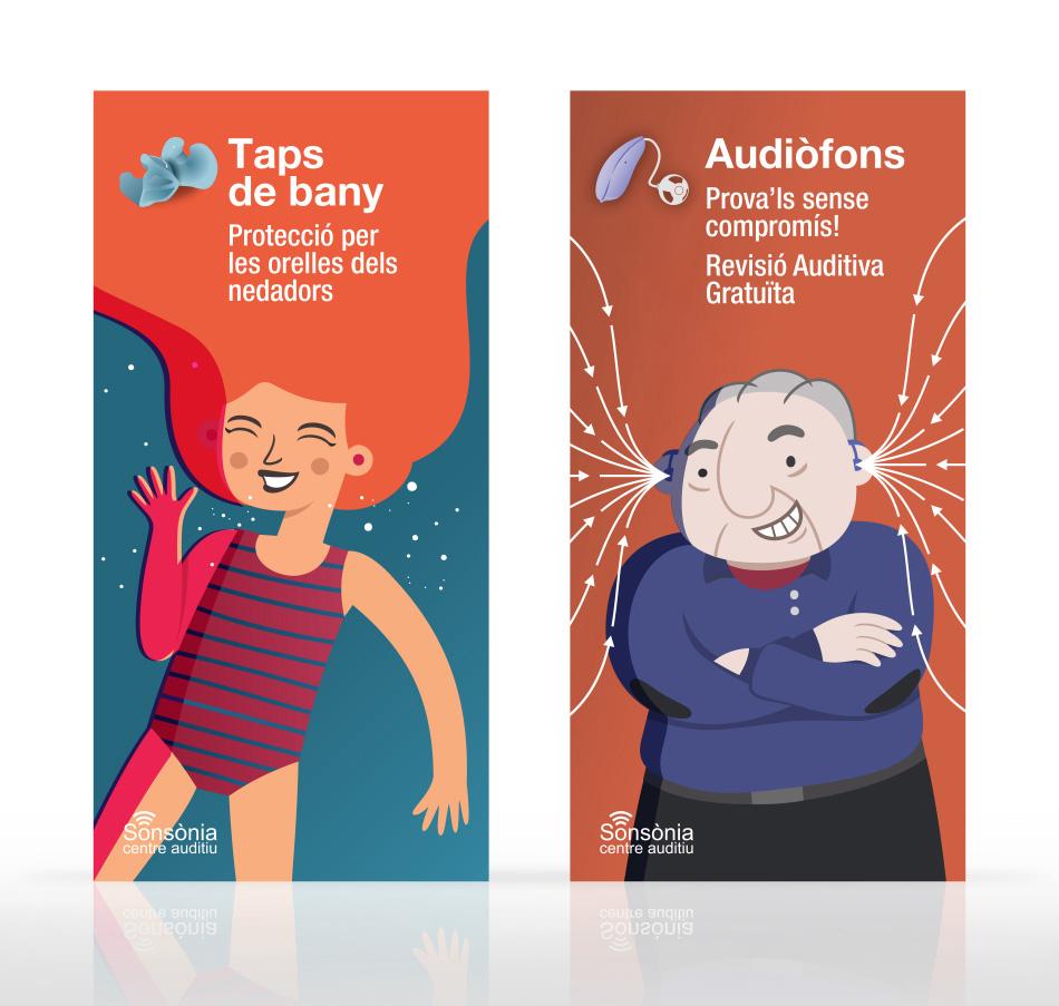 Agencia Publicidad Carteles Palma Mallorca Ilustracion
